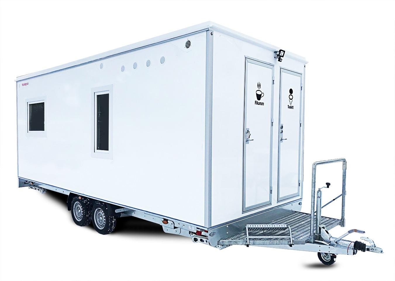 Crew trailers