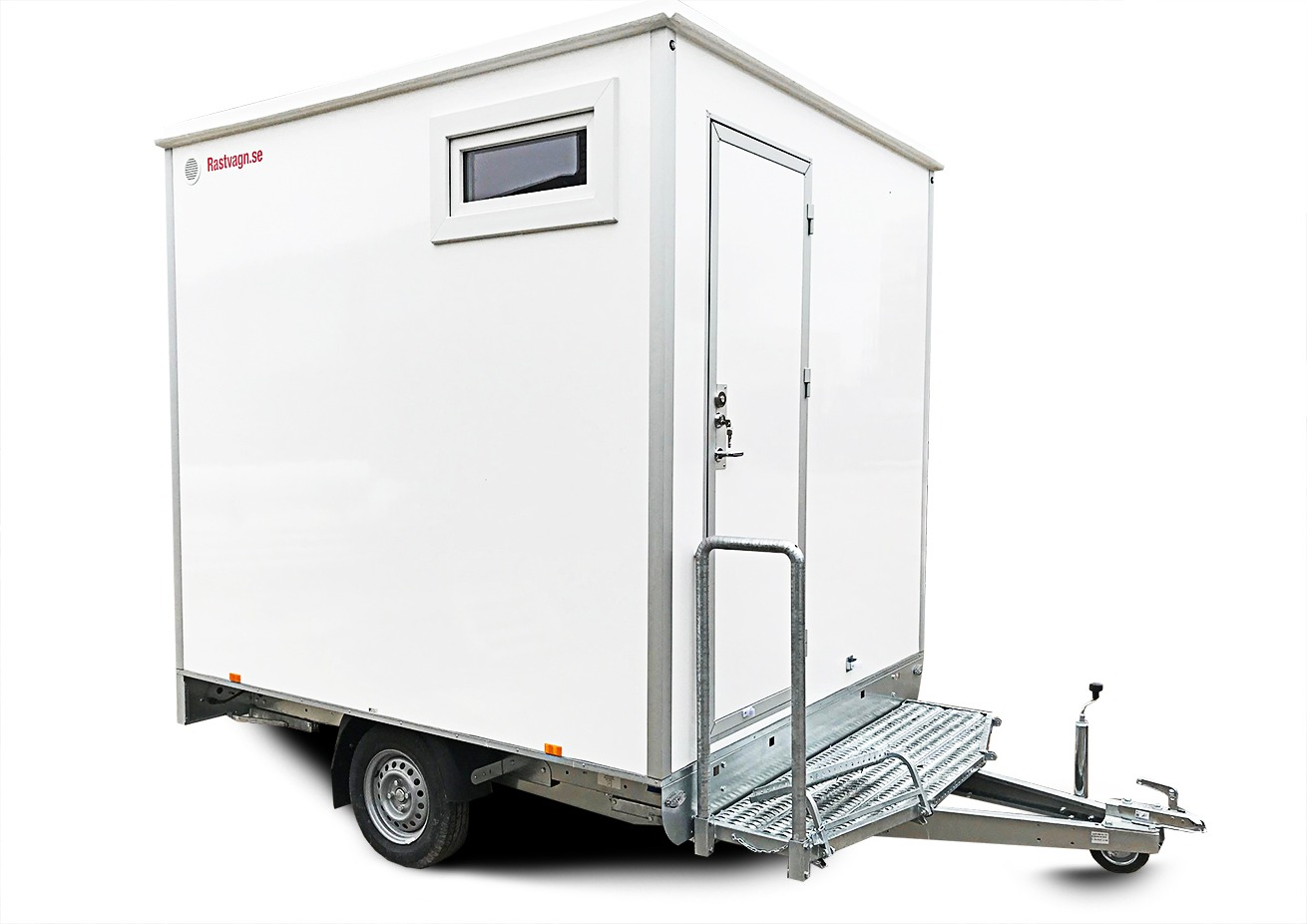 Toilet and shower trailers