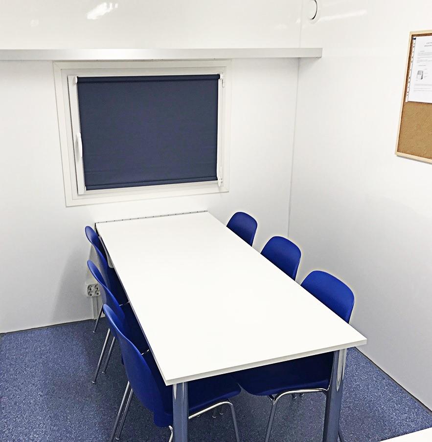 Передвижной офис 6PVB