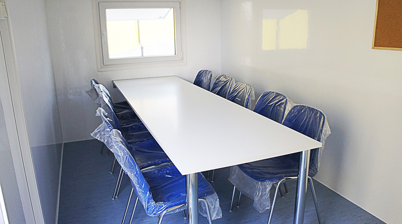 Передвижной офис 10PVB