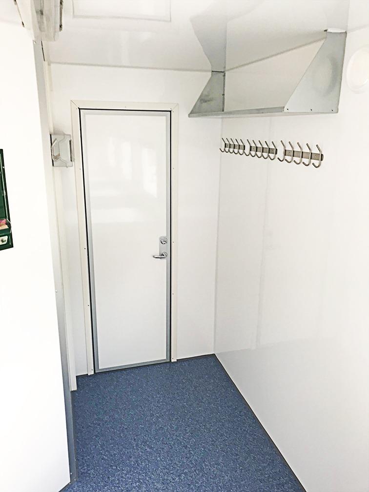 Передвижной офис 16P
