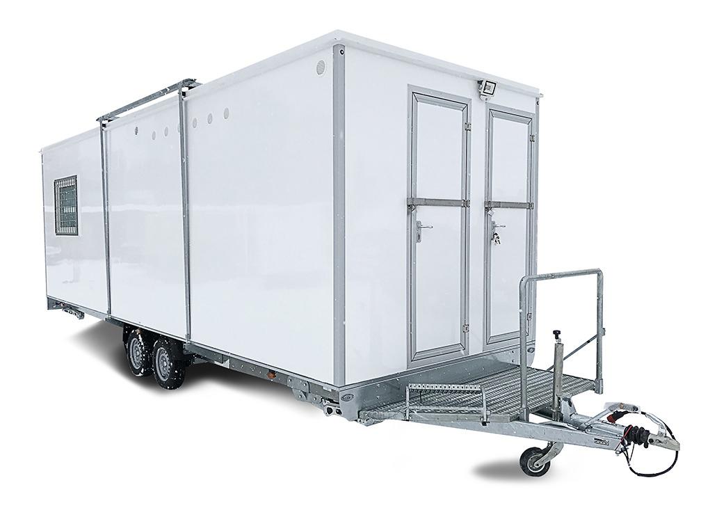 Crew trailer 7M6PG