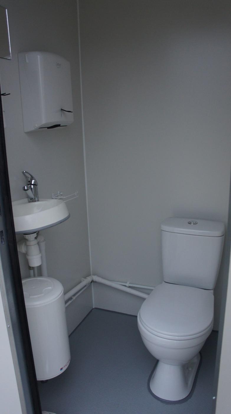 Туалет CB
