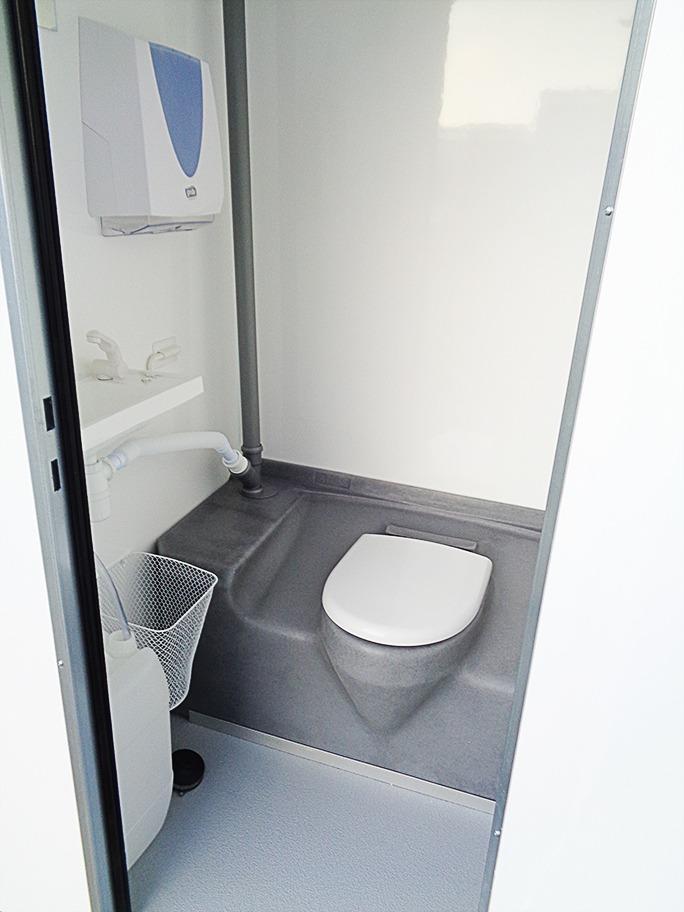 WC 220 L