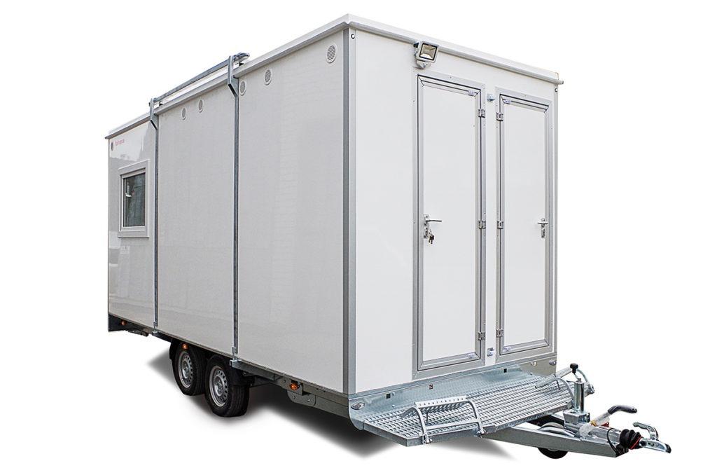 Crew trailer 5M4P