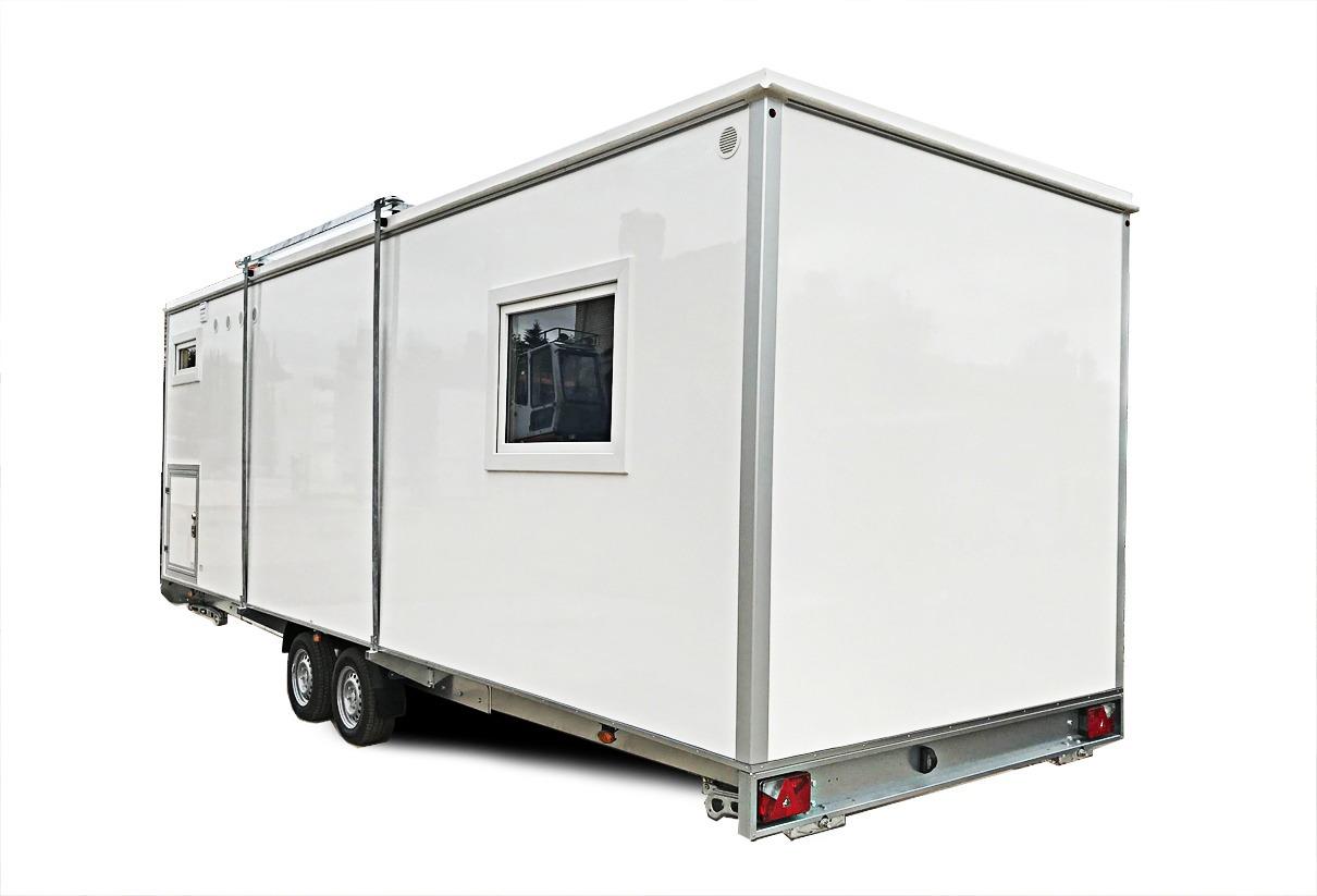 Crew trailer 7M10P