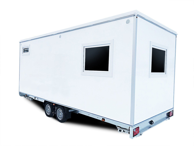 Crew trailer 6M6P