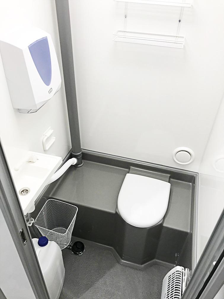WC 500 L
