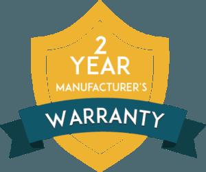 Alro - 2 year warranty