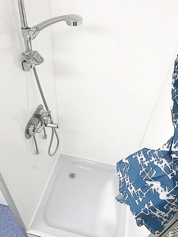 WC- ja dušihaagis 4PSHWF