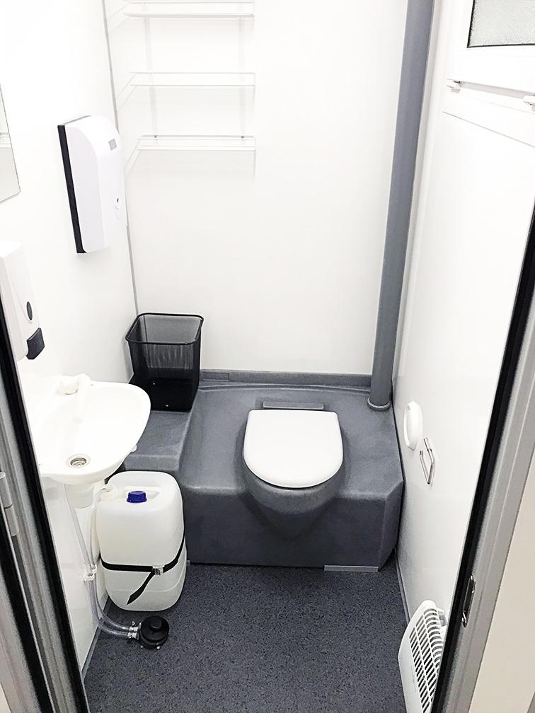 WC-haagis 4PWCS